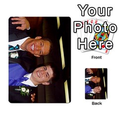 Senior Graduation Wallet Photos By Mary Landwehr   Multi Purpose Cards (rectangle)   Iy3lm9ckklwt   Www Artscow Com Front 10