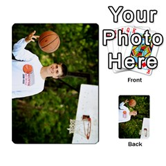 Senior Graduation Wallet Photos By Mary Landwehr   Multi Purpose Cards (rectangle)   Iy3lm9ckklwt   Www Artscow Com Back 11