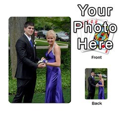 Senior Graduation Wallet Photos By Mary Landwehr   Multi Purpose Cards (rectangle)   Iy3lm9ckklwt   Www Artscow Com Front 13