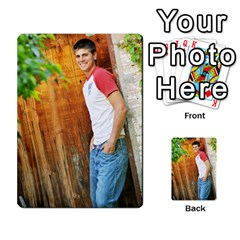 Senior Graduation Wallet Photos By Mary Landwehr   Multi Purpose Cards (rectangle)   Iy3lm9ckklwt   Www Artscow Com Front 21