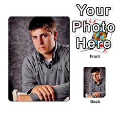 Senior Graduation Wallet Photos By Mary Landwehr   Multi Purpose Cards (rectangle)   Iy3lm9ckklwt   Www Artscow Com Front 25