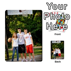Senior Graduation Wallet Photos By Mary Landwehr   Multi Purpose Cards (rectangle)   Iy3lm9ckklwt   Www Artscow Com Back 3