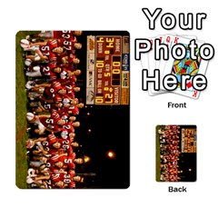 Senior Graduation Wallet Photos By Mary Landwehr   Multi Purpose Cards (rectangle)   Iy3lm9ckklwt   Www Artscow Com Front 27