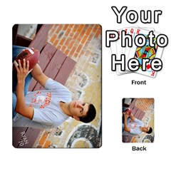 Senior Graduation Wallet Photos By Mary Landwehr   Multi Purpose Cards (rectangle)   Iy3lm9ckklwt   Www Artscow Com Back 29