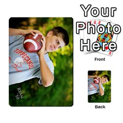 Senior Graduation Wallet Photos By Mary Landwehr   Multi Purpose Cards (rectangle)   Iy3lm9ckklwt   Www Artscow Com Back 30