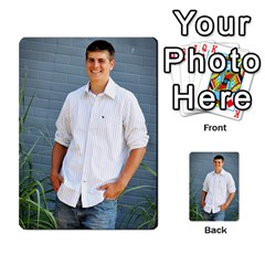 Senior Graduation Wallet Photos By Mary Landwehr   Multi Purpose Cards (rectangle)   Iy3lm9ckklwt   Www Artscow Com Front 4