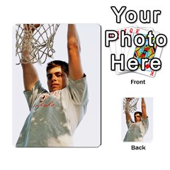 Senior Graduation Wallet Photos By Mary Landwehr   Multi Purpose Cards (rectangle)   Iy3lm9ckklwt   Www Artscow Com Front 40