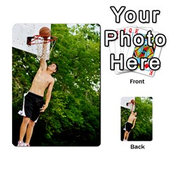 Senior Graduation Wallet Photos By Mary Landwehr   Multi Purpose Cards (rectangle)   Iy3lm9ckklwt   Www Artscow Com Back 41