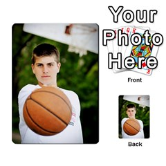 Senior Graduation Wallet Photos By Mary Landwehr   Multi Purpose Cards (rectangle)   Iy3lm9ckklwt   Www Artscow Com Front 42
