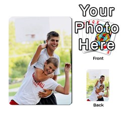 Senior Graduation Wallet Photos By Mary Landwehr   Multi Purpose Cards (rectangle)   Iy3lm9ckklwt   Www Artscow Com Back 44