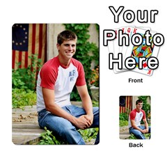 Senior Graduation Wallet Photos By Mary Landwehr   Multi Purpose Cards (rectangle)   Iy3lm9ckklwt   Www Artscow Com Front 47