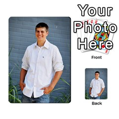 Senior Graduation Wallet Photos By Mary Landwehr   Multi Purpose Cards (rectangle)   Iy3lm9ckklwt   Www Artscow Com Back 47