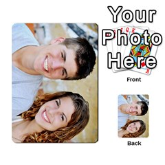 Senior Graduation Wallet Photos By Mary Landwehr   Multi Purpose Cards (rectangle)   Iy3lm9ckklwt   Www Artscow Com Back 50