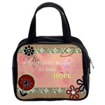 Blooming Hope - Classic Handbag (Two Sides)