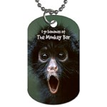 TWO SIDES jay - Dog Tag (Two Sides)
