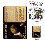 dod 1 parte - Multi-purpose Cards (Rectangle)