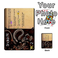 Dod 1 Parte By Jamonton   Multi Purpose Cards (rectangle)   9uowkjkdy0vx   Www Artscow Com Front 3