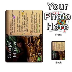 Dod 1 Parte By Jamonton   Multi Purpose Cards (rectangle)   9uowkjkdy0vx   Www Artscow Com Front 4