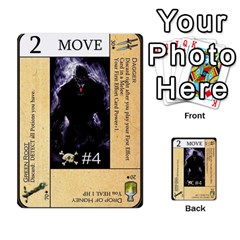 Dod 1 Parte By Jamonton   Multi Purpose Cards (rectangle)   9uowkjkdy0vx   Www Artscow Com Front 47
