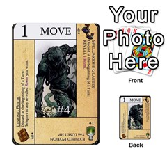 Dod 1 Parte By Jamonton   Multi Purpose Cards (rectangle)   9uowkjkdy0vx   Www Artscow Com Front 48