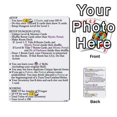 Dod 2 Parte By Jamonton   Multi Purpose Cards (rectangle)   W2p3pptvs9se   Www Artscow Com Front 53