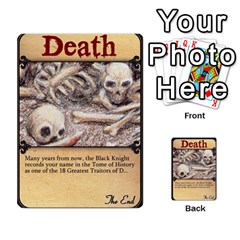 Dod 2 Parte By Jamonton   Multi Purpose Cards (rectangle)   W2p3pptvs9se   Www Artscow Com Back 54