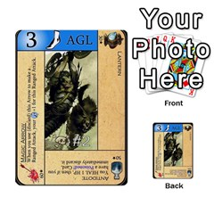 Dod 2 Parte By Jamonton   Multi Purpose Cards (rectangle)   W2p3pptvs9se   Www Artscow Com Front 2