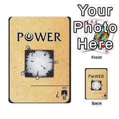 Dod 2 Parte By Jamonton   Multi Purpose Cards (rectangle)   W2p3pptvs9se   Www Artscow Com Back 12