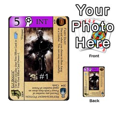 Dod 2 Parte By Jamonton   Multi Purpose Cards (rectangle)   W2p3pptvs9se   Www Artscow Com Front 13