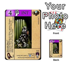 Dod 2 Parte By Jamonton   Multi Purpose Cards (rectangle)   W2p3pptvs9se   Www Artscow Com Front 14
