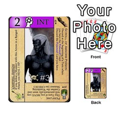 Dod 2 Parte By Jamonton   Multi Purpose Cards (rectangle)   W2p3pptvs9se   Www Artscow Com Front 16