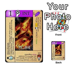 Dod 2 Parte By Jamonton   Multi Purpose Cards (rectangle)   W2p3pptvs9se   Www Artscow Com Front 17
