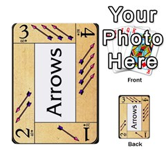 Dod 2 Parte By Jamonton   Multi Purpose Cards (rectangle)   W2p3pptvs9se   Www Artscow Com Front 20