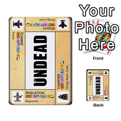 Dod 2 Parte By Jamonton   Multi Purpose Cards (rectangle)   W2p3pptvs9se   Www Artscow Com Front 24