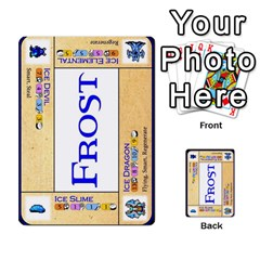 Dod 2 Parte By Jamonton   Multi Purpose Cards (rectangle)   W2p3pptvs9se   Www Artscow Com Front 25