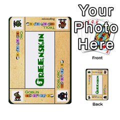 Dod 2 Parte By Jamonton   Multi Purpose Cards (rectangle)   W2p3pptvs9se   Www Artscow Com Frontback