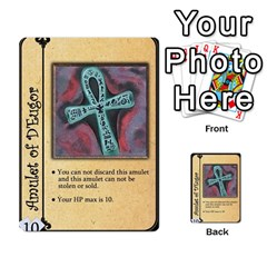 Dod 2 Parte By Jamonton   Multi Purpose Cards (rectangle)   W2p3pptvs9se   Www Artscow Com Back 28
