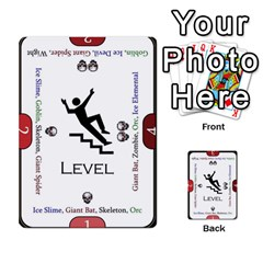 Dod 2 Parte By Jamonton   Multi Purpose Cards (rectangle)   W2p3pptvs9se   Www Artscow Com Front 29
