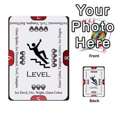 Dod 2 Parte By Jamonton   Multi Purpose Cards (rectangle)   W2p3pptvs9se   Www Artscow Com Back 29