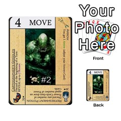 Dod 2 Parte By Jamonton   Multi Purpose Cards (rectangle)   W2p3pptvs9se   Www Artscow Com Front 33