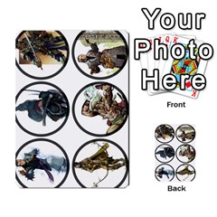 Dod 2 Parte By Jamonton   Multi Purpose Cards (rectangle)   W2p3pptvs9se   Www Artscow Com Front 38