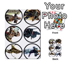Dod 2 Parte By Jamonton   Multi Purpose Cards (rectangle)   W2p3pptvs9se   Www Artscow Com Back 38