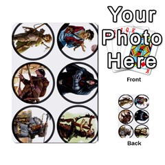 Dod 2 Parte By Jamonton   Multi Purpose Cards (rectangle)   W2p3pptvs9se   Www Artscow Com Back 39