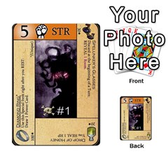 Dod 2 Parte By Jamonton   Multi Purpose Cards (rectangle)   W2p3pptvs9se   Www Artscow Com Front 5