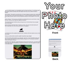 Dod 2 Parte By Jamonton   Multi Purpose Cards (rectangle)   W2p3pptvs9se   Www Artscow Com Back 42