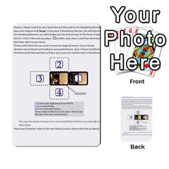 Dod 2 Parte By Jamonton   Multi Purpose Cards (rectangle)   W2p3pptvs9se   Www Artscow Com Front 46