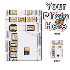 Dod 2 Parte By Jamonton   Multi Purpose Cards (rectangle)   W2p3pptvs9se   Www Artscow Com Back 48
