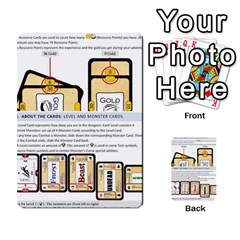 Dod 2 Parte By Jamonton   Multi Purpose Cards (rectangle)   W2p3pptvs9se   Www Artscow Com Front 49