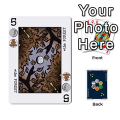 Decklet By Jamonton   Playing Cards 54 Designs   Q3awd2r445jm   Www Artscow Com Front - Diamond2