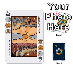 Decklet By Jamonton   Playing Cards 54 Designs   Q3awd2r445jm   Www Artscow Com Front - Spade5